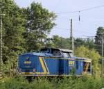BR 203/179931/ein-nachschuss-auf-mwb---v Ein Nachschuss auf MWB - V 1201 ( ex DB AG 202 753-0 / ex DR 110 753-1) - Tostedt den 26.07.2011